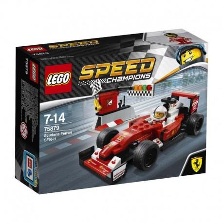 Lego® 75879 SF16-H de la Escudería Ferrari