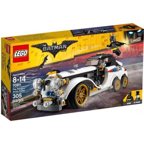Lego® 70911 Arrollador Ártico de The Penguin™