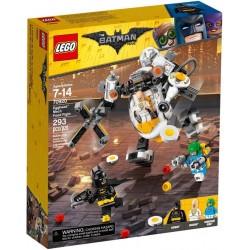 Lego® 70920 Guerra de Comida contra el Robot de Cabezahuevo