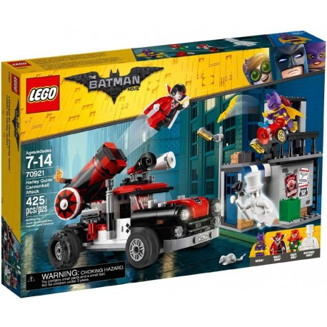 Lego® 70921 Cañón de Harley Quinn™