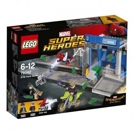 Lego® 76082 Atraco al Cajero Autómatico