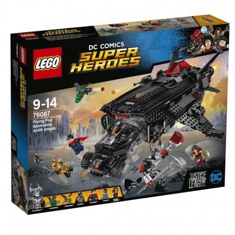 Lego® 76087 Flying Fox: Ataque Aéreo del Batmobile