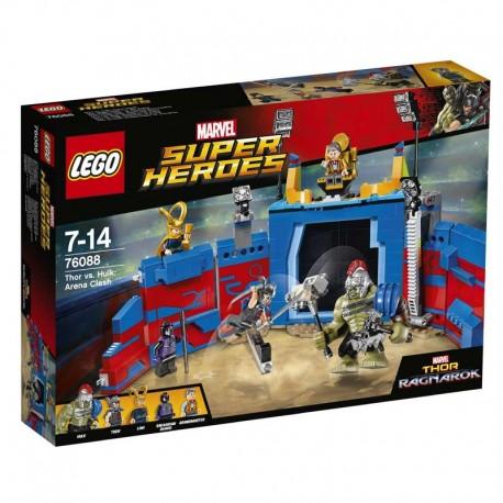 Lego® 76088 Thor vs. Hulk: Choque en la Arena