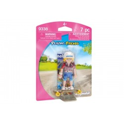 Playmobil® 9338 Adolescente con Skate