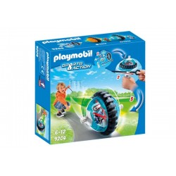 Playmobil® 9204 Speed Roller Azul