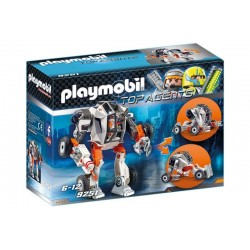 Playmobil® 9251 Agente General con Robot