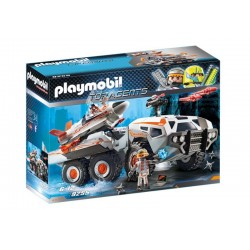 Playmobil® 9255 Camión Spy Team