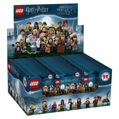 Lego® 71022 Sobre Sorpresa Lego® Harry Potter, Caja Completa