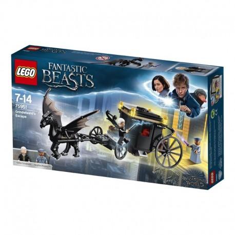 Lego® 75951 Huida de Grindelwald