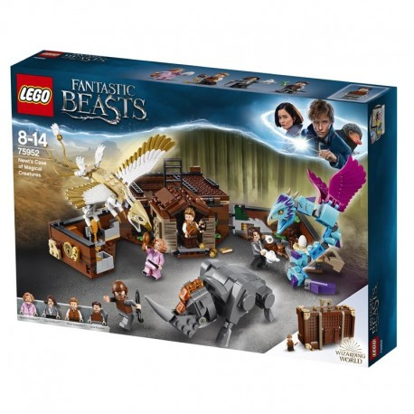 Lego® 75952 Maleta de Criaturas Mágicas de Newt
