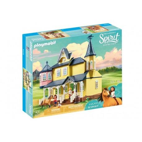 Playmobil® 9475 Casa de Lucky
