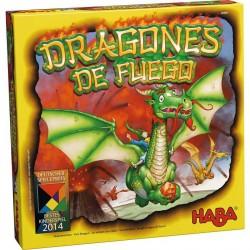 HABA® Dragones de Fuego