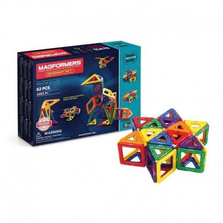 Magformers® Designet Set 62