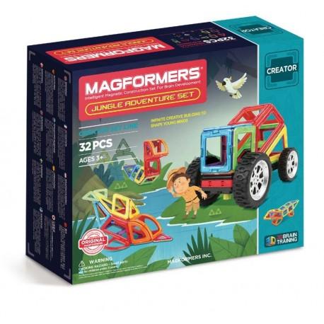 Magformers® Jungle Adventure Set