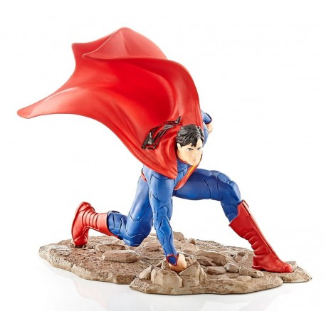 Schleich® 22505 Superman Arrodillado