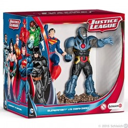Schleich® 22509 Scenery Pack Superman vs Darkseid