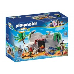 Playmobil® 4797 Cueva Pirata