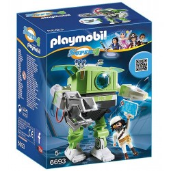 Playmobil® 6693 Cleano Robot