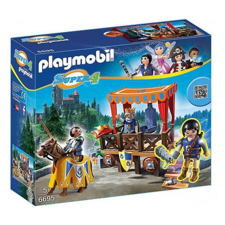 Playmobil® 6695 Tribuna Real con Alex