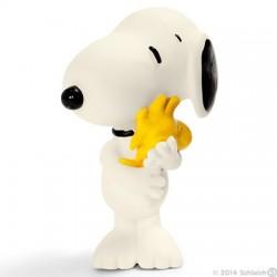 Schleich® 22005 Snoopy con Woodstock