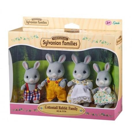 Familia Conejos Cotón