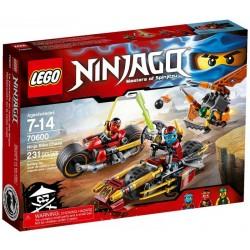 Lego® 70600 Persecución en la Moto Ninja
