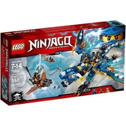 Lego® 70602 Dragón Elemental de Jay