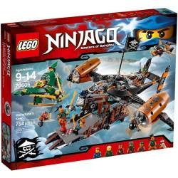 Lego® 70605 Fortaleza de la Mala Fortuna
