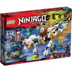 Lego® 70734 Dragón del Maestro Wu