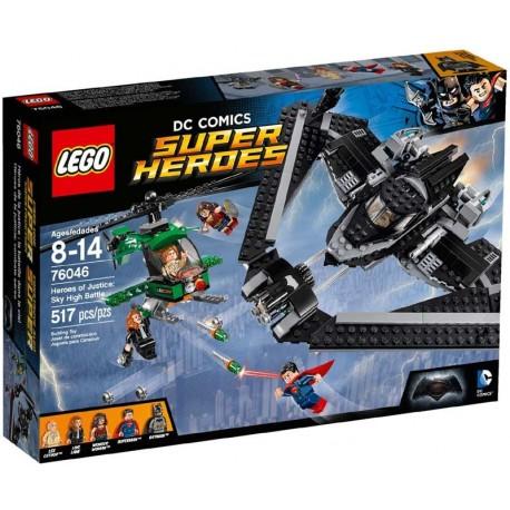 Lego® 76046 Héroes de la Justicia: Combate Aéreo