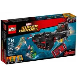 Lego® 76048 Ataque en el Submarino de Cráneo de Hierro