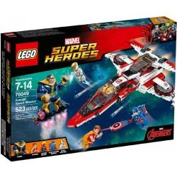 Lego® 76049 Misión Especial en el Avenjet