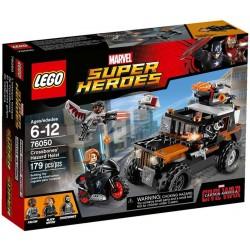 Lego® 76050 El Peligroso Golpe de Calavera