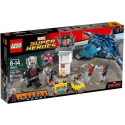 Lego® 76051 Batalla de los SuperHéroes en el Aeropuerto