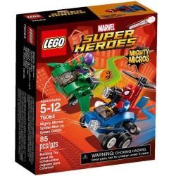 Lego® 76064 Spiderman VS Duende Verde
