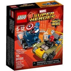 Lego® 76065 Capitán América VS Cráneo Rojo