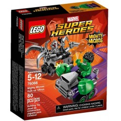 Lego® 76066 Hulk VS Ultrón