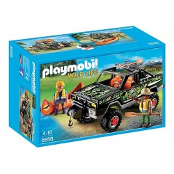Playmobil® 5558 Pick Up de Aventuras