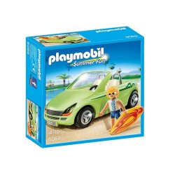 Playmobil® 6069 Surfista con Descapotable