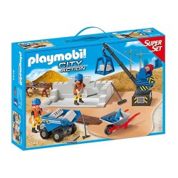 Playmobil® 6144 Superset de Construcción