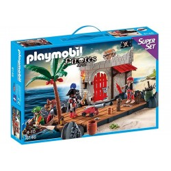 Playmobil® 6146 Superset Fuerte Pirata