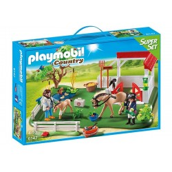 Playmobil® 6147 Superset Prado de Caballos