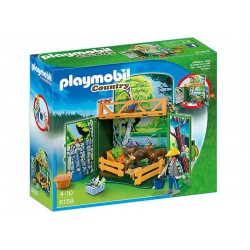 Playmobil® 6158 Cofre Bosque