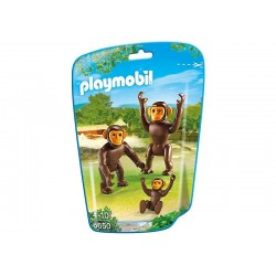 Playmobil® 6650 Chimpancés