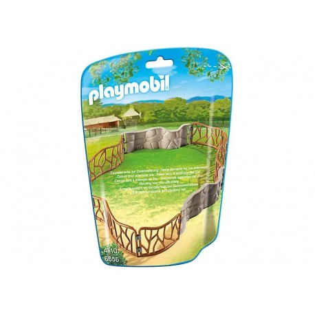 Playmobil® 6656 Vallas del Zoo