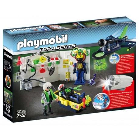 Playmobil® 5086 Set Top Agents