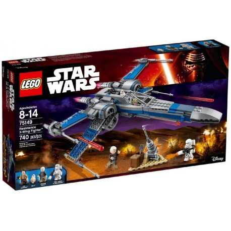 Lego® 75149 Resistance X-Wing Fighter™