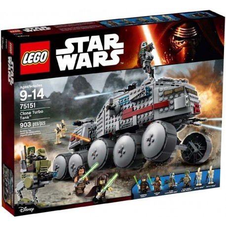 Lego® 75151 Clone Turbo Tank™