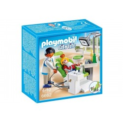 Playmobil® 6662 Dentista con Paciente