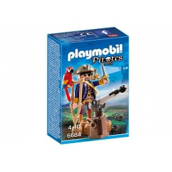 Playmobil® 6684 Capitán Pirata